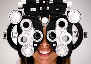Comprehensive Eye Exam Form